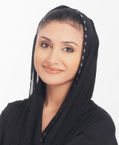 Her Excellency Najla Al Awadhi